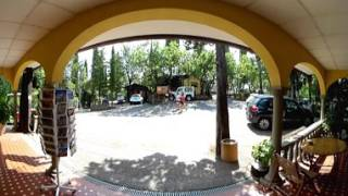 Reception - Camping Panoramico Fiesole a Fiesole, Firenze, in Toscana - Video 360