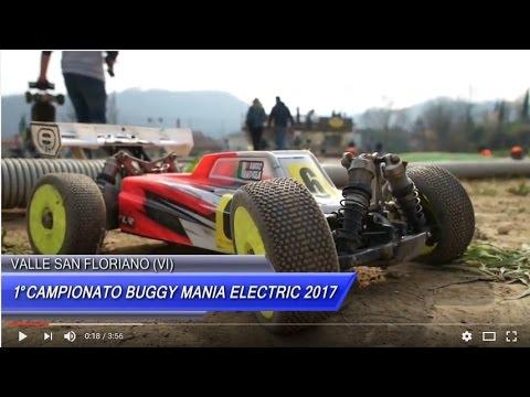 VALLE SAN FLORIANO DI MAROSTICA (VI) 1° CAMPIONATO BUGGY MANIA ELECTRIC 2017