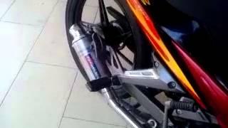 YY Pang Racing Sport on Yamaha 135LC