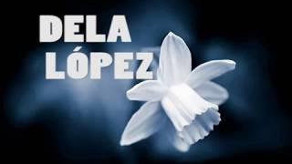 BÉSAME MUCHO ( cover by DELA LÓPEZ)