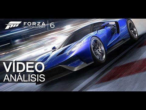 Forza MotorSport 6 - Vídeo Análisis