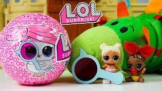 #ЛОЛ ДЕКОДЕР питомцы Куклы ЛОЛ Распаковка 4 СЕРИЯ Игрушки для детей LOL Surprise DECODER