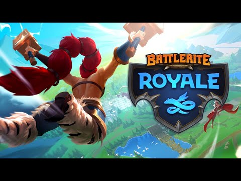 Battlerite Royale - Official Gameplay Reveal Trailer