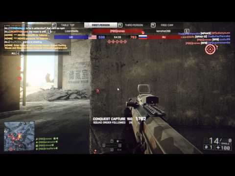 BF4 Hacker Caught in Spectator
