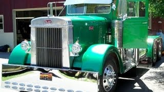 1949 Peterbilt Show Truck Finished