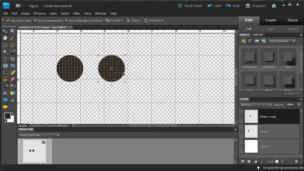 how to add border in photoshop youtube