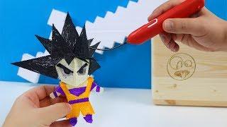 Der beste 3D Simo Stift der Welt - Löten, brennen, schneiden und malen der Alleskönner!