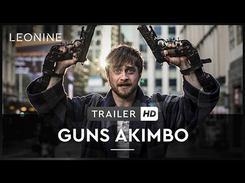 Guns Akimbo - Trailer (deutsch/german; FSK 12)