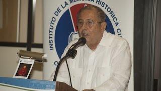 Dr Santiago Cardenas - Conferencia «Primera Década de la Persecución Religiosa en Cuba»