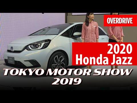 Tokyo Motor Show 2019 | India-bound 2020 Honda Jazz first look | OVERDRIVE