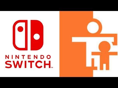 nintendo switch parental setup