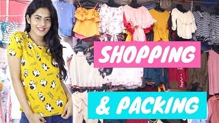 Shopping At Hill Road & Linking Road + Packing For Goa | #DhwanisDiary