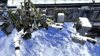 Space Station Malfunction: Spacewalk Repairs Explained By NASA | Video
