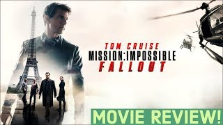 Mission Impossible Fallout Review! Plus Thoughts on Christopher McQuarrie and AMC A List