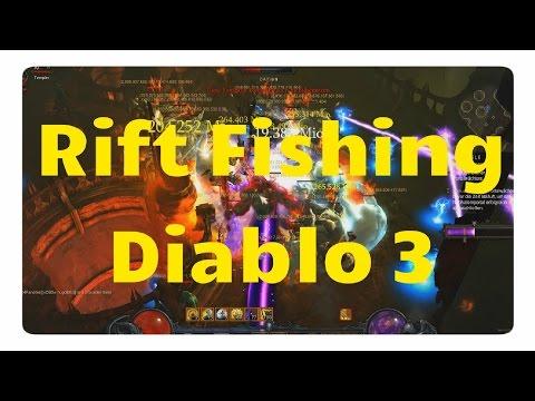 Diablo 3: Rift Fishing für die Bestenliste (Maps & Mobs)