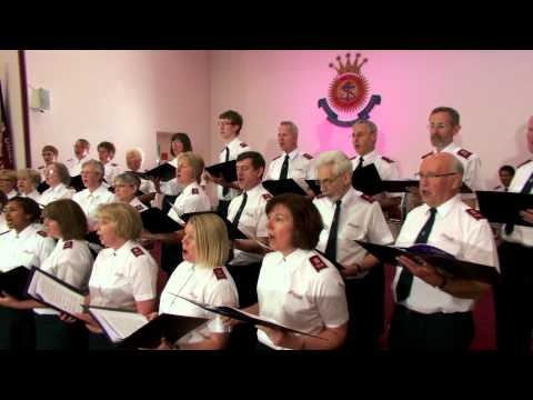 Croydon Citadel Songsters: 'Rejoice' - The Salvation Army