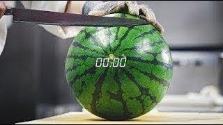 أسرع العمال في العالم - عمال بسرعات خيالية لا تصدق !!