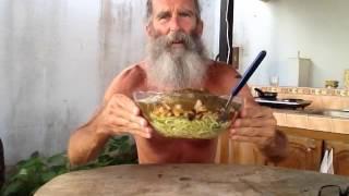 Raw Vegan 'pasta' Recipe