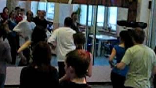 Урок танцев. Сальса с Эрнесто, Куба. Школа танцев. Киев