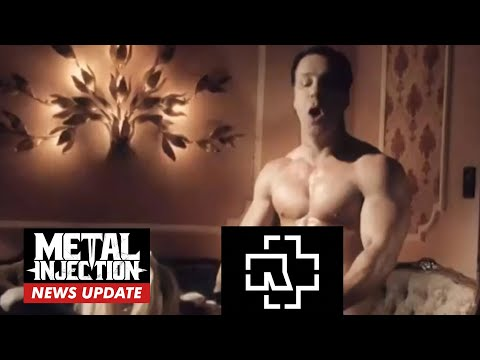 Russian Man Sentenced To 2.5 Years In Prison For Sharing RAMMSTEIN Clip | Metal Injection