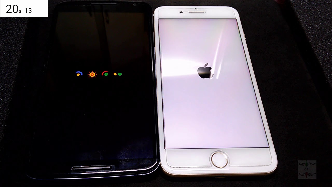 Iphone 6 vs 7s