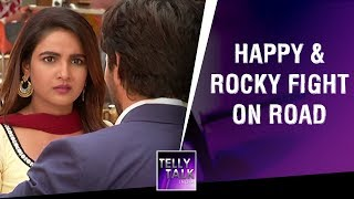 Rocky and Happy fight on road over a Deal | Dil Toh Happy Hai Ji