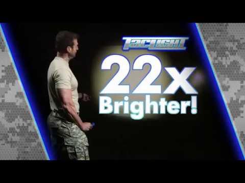 Rask Tac Light Ultra krafig lommelygte - Køb her - YouTube CZ-77