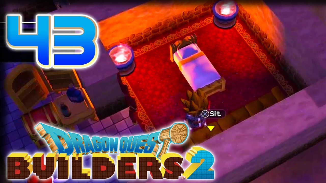 Miner-taur Massage – Dragon Quest Builders 2 PS4 Gameplay – [Stream] Let's  Play Part 43