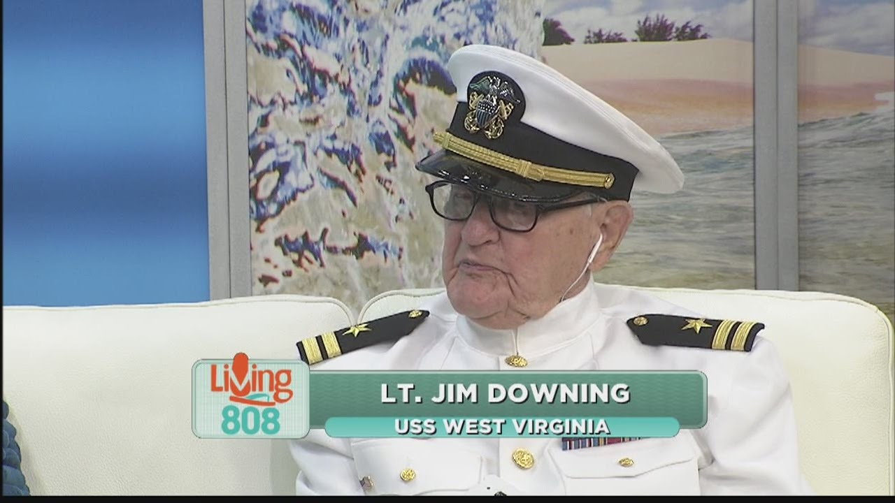 Image result for USS West Virginia Jim Downing