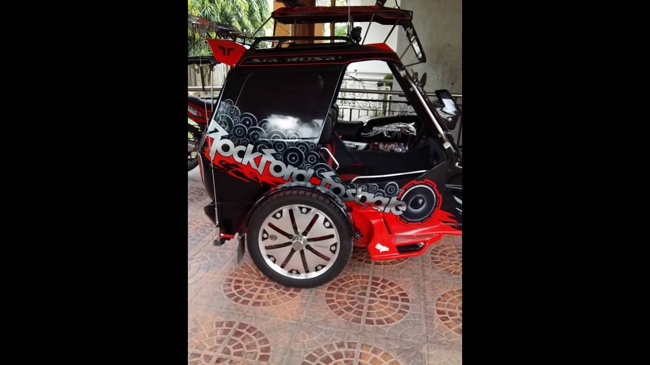 Tricycle in guimbal iloilo philippines