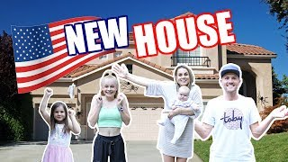 NEW Family Fizz AMERICAN HOUSE Tour!! 🏠