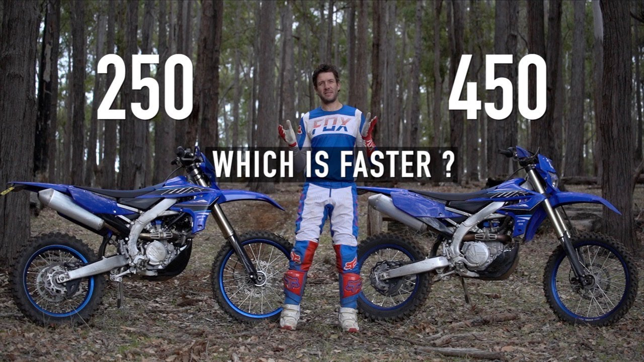 250F versus 450F - Which is faster?