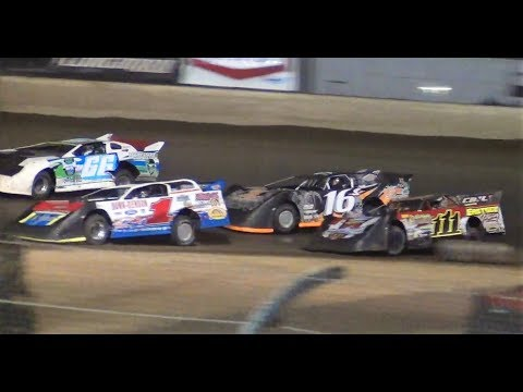 Fall Frenzy Super Late Model Battle @ Willamette Speedway 2018
