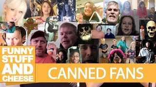 CANNED FANS -  Funny Stuff And Cheese Thumbnail