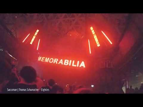 Memorabilia 2017 | Talla 2XLC & CJ Bolland | Highlights | Cocoricò - 18.02.2017