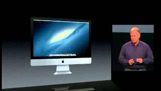 New Apple iMac 2012 - Full Keynote Presentation - HD -Apple Special Event - October 2012