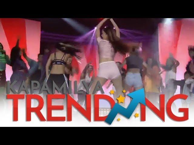 Kim, Loisa, Elisse, Charlie, at Sofia pinainit ang ASAP stage sa kanilang hot yet cute dance! ????????????