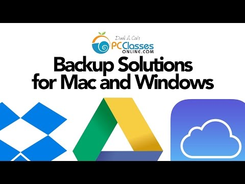 Backup Solutions for Mac & Windows