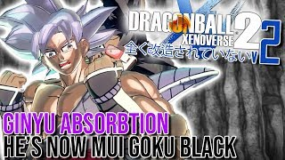 GINYU IS NOW MUI GOKU BLACK?!? | Totally NOT Modded Dragon Ball Xenoverse 2 - Episode 13