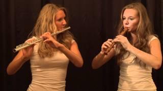You Raise Me Up - Michaela & Elisa (Offizielles Video)
