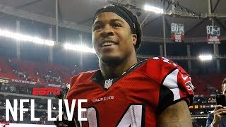Falcons Moving Slowly With Devonta Freeman's Contract On Purpose | NFL Live | ESPN