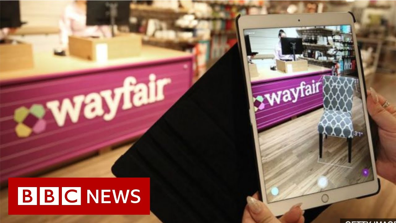 Wayfair: The false conspiracy about a furniture firm and child trafficking - BBC News