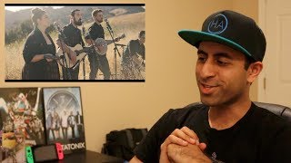 "Avriel & the Sequoias Reaction Video: ""Hey Ya"" Music Video"