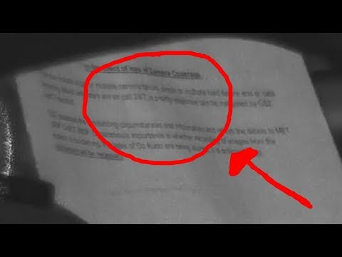 Daily Rabbit Hole #336 | Wikileaks infrared footage of