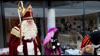 Sinterklaashuis Kopspijker - Meet & Greet met Sint en Piet / Spijkenisse 2017