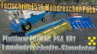 """[""""Farming"""", """"Simulator"""", """"LS19"""", """"Modvorstellung"""", """"Landwirtschafts-Simulator"""", """"Fortschritt E516"""", """"Fortschritt E516 Mähdrescher Pack"""", """"E-516"""", """"E-517"""", """"T-936"""", """"E-536"""", """"NA-670"""", """"Fka-602."""", """"LS19 Modvorstellung Landwirtschafts-Simulator :Fortschritt"""