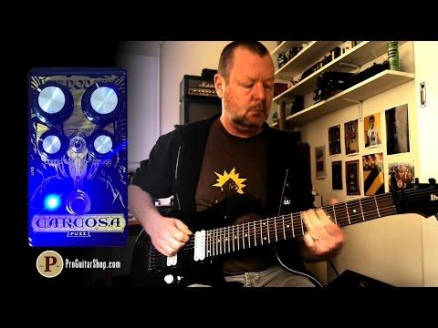 DOD Carcosa Fuzz Guitar Pedal £62 @ Amazon 2