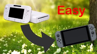How to transfer Wii U Games to the Nintendo Switch