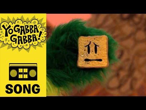 Tiny Ugly Germs Yo Gabba Gabba YouTube