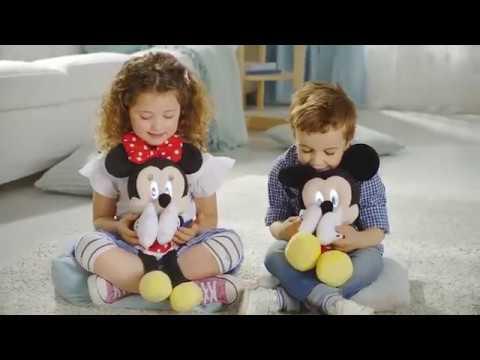 ⭐️ Mickey & Minnie Emociones TV C 20'' ⭐️